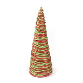 Foam Cone Tree, 18.5 in.