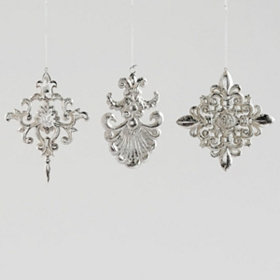 Ornate Metal Ornament