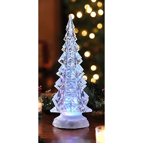 Acrylic LED Christmas Tree