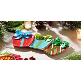 Christmas Presents Platter
