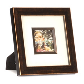 Bronze Social Media Picture Frame, 4x4