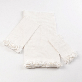 Ivory Romance 3-pc. Towel Set