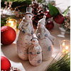 Joyful Snowmen Carolers, Set of 3
