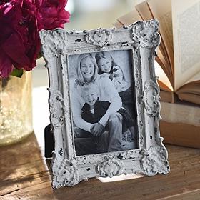 Ornate Vintage Picture Frames, 4x6