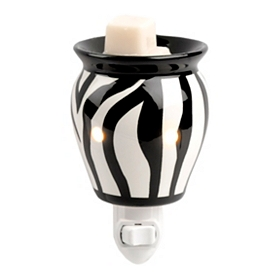 Zebra Print Tart Burner Night Light