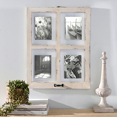 Window Pane Collage Frame, 20x26