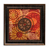 India Spice Medallion Shadowbox
