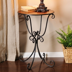 Emerson Round Accent Table