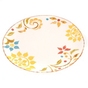 Country Vine Dinner Plate