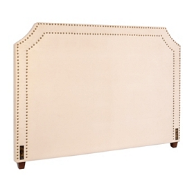 Serena Ivory King Headboard
