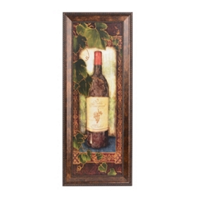 Noble Vineyard I Framed Art Print