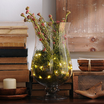 Bright Starry String Lights