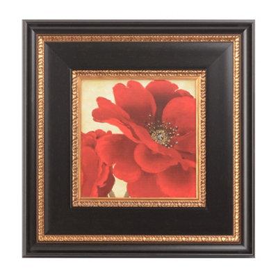 Jacobean Poppies I Framed Art Print