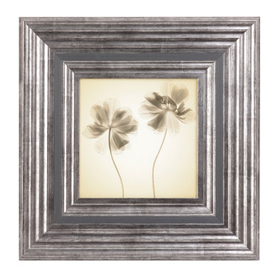 X-ray Floral I Framed Art Print