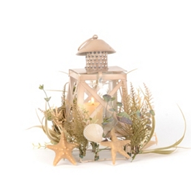 Coastal Lantern Candle Holder