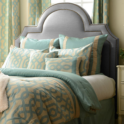 Nora Gray King Headboard