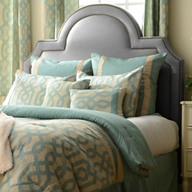 Nora Gray Queen Headboard