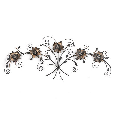 Sophie Floral Over the Door Plaque