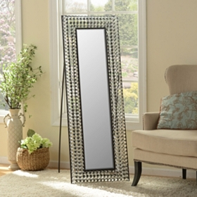 Bling Cheval Floor Mirror