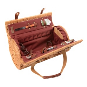 Verona Red Wine & Cheese Picnic Tote Set