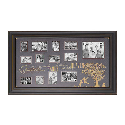 Grandchildren Collage Frame