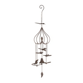 Dragonfly Dome Wind Chime
