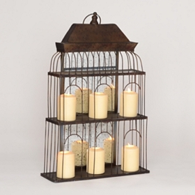 Veneta 6-Candle Sconce