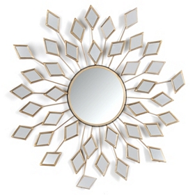 Diamond Sun Mirror