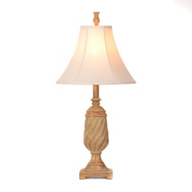 Shelton Tan Table Lamp