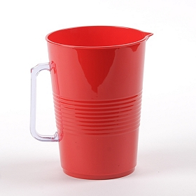 Red Party Cup Pitcher