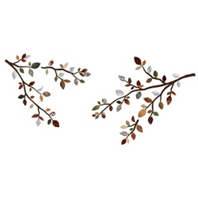 Tree Reflections Wall Decal