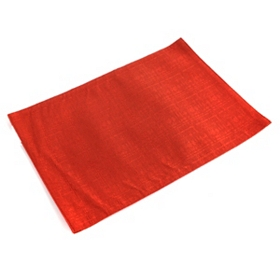 Natural Red Placemat