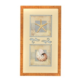 Montego Neutrals Framed Art