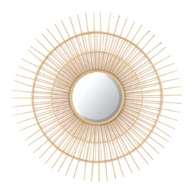 Angelus Gold Mirror, 37 in.