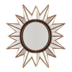 Moonlight Mirror, 28 in.