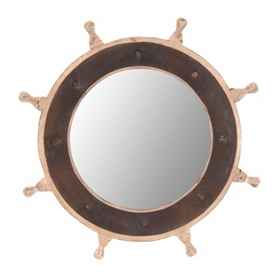Nauticos Mirror, 34 in.