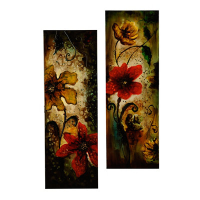 Night Blooms Canvas Art Prints