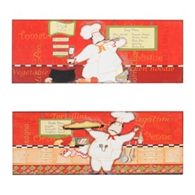 Italian Cucina Wall Plaque