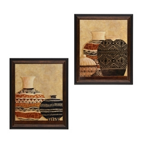 Global Vessels Framed Art Prints