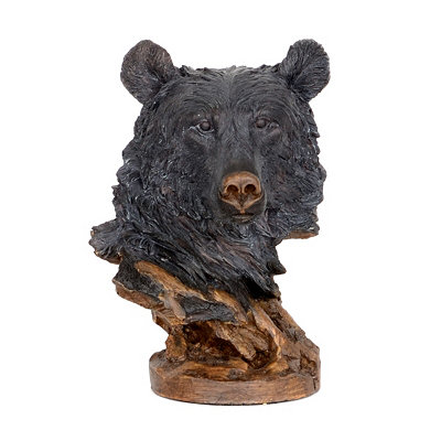 Black Bear Springs Statue