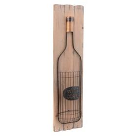Wine Cork Holder Wall Plaque