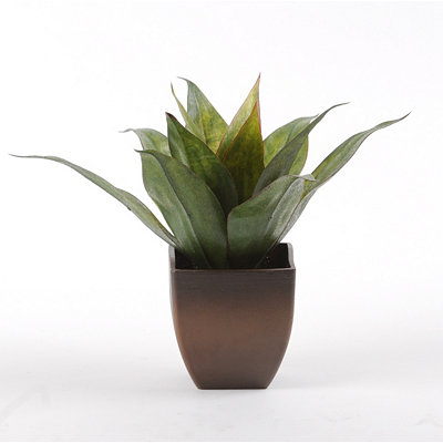 Artificial Agave Plant, 12 in.
