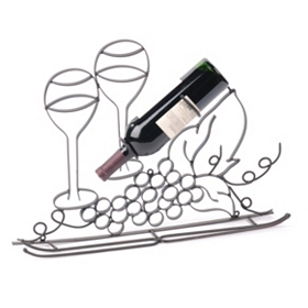 Glass of Vino Wine Rack