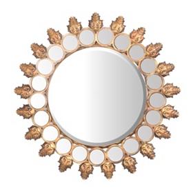 Delphina Mirror, 25 in.