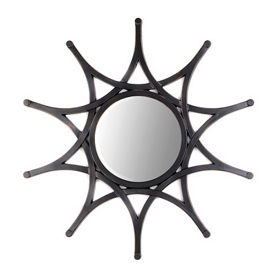 Pinwheel Mirror, 40 in.