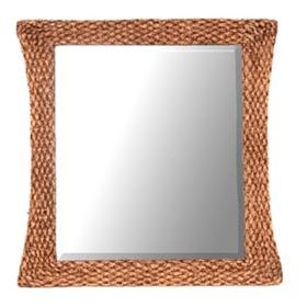 Sabella Woven Mirror, 39x39