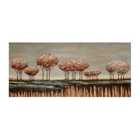 Tree Tops Canvas Oil Painting