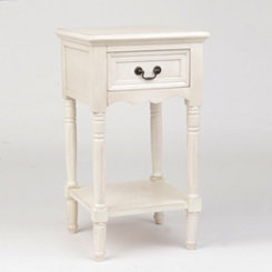 Christine Ivory Side Table