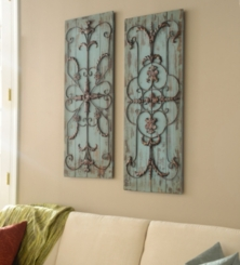 Wood Medallion Wall Decor wood art - wood wall art - wood wall decor | kirklands