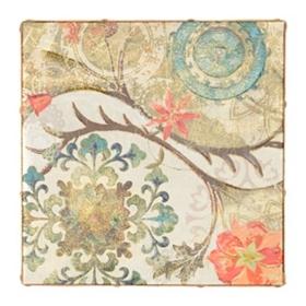 Royal Tapestry II Canvas Art Print